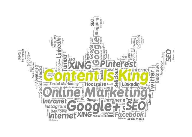 כתיבת תוכן איכותי באתר